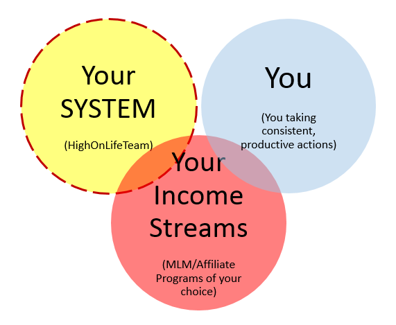 High On Life Team system