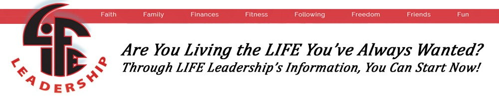 Life Leadership stp page header